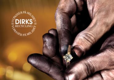 Guldsmed Dirks i København: imponerende smykker